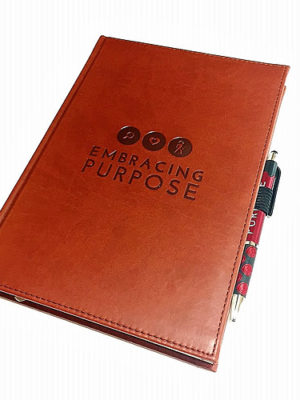 Embracing Purpose Journal Pen Set